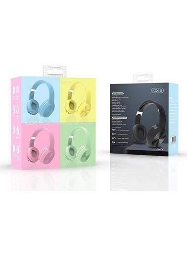 Bludfire Studz Kd48 Bluetooth 5.0 Fm Radyo Tf Kart Destekli Kulaküstü Kulaklık Yeşil
